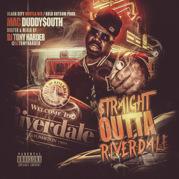 $traight Outta Riverdale cover2